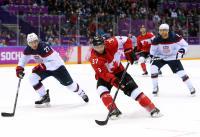 hockey sur glace canada